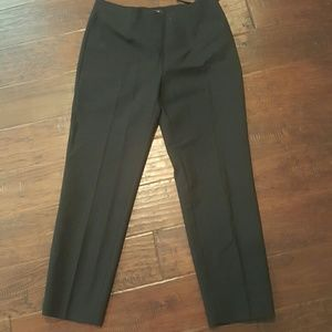 NWT Raoul black ankle pant size 8